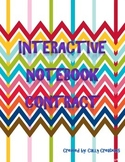 Interactive Notebook Contract