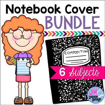 Interactive Notebook Covers BUNDLE