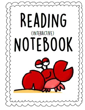 Interactive Notebook Covers (Ocean Themed)