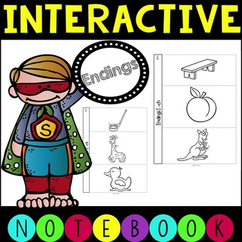 Interactive Notebook Digraph Endings