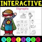 Interactive Notebook Digraphs