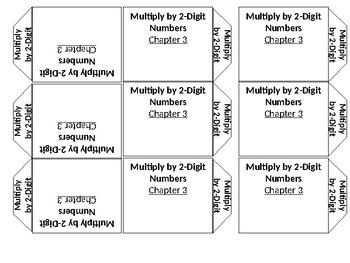 Interactive Notebook Dividers