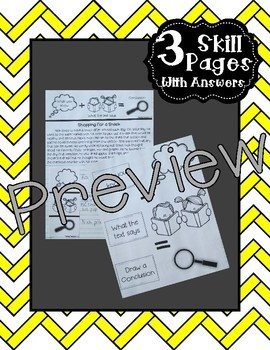 Interactive Notebook - Drawing Conclusions
