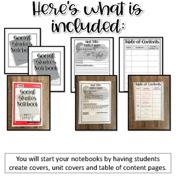 Interactive Notebook-Early Man