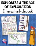 Explorers & the Age of Exploration Interactive Notebook & Test