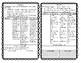 Interactive Notebook Fifth Grade Social Studies Standards and Can Do Descriptors