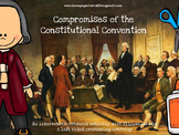 Interactive Notebook Flippables: Constitutional Convention