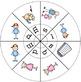 Short Vowel Sounds - Interactive Notebook - BUNDLE