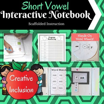 Short Vowel Sounds Interactive Notebook