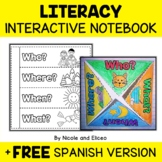 Literacy Interactive Notebook Activities