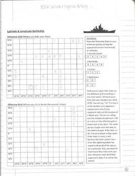Interactive Notebook Geography Teacher Example