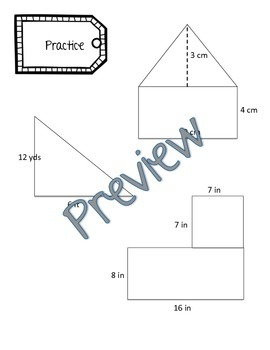 Interactive Notebook Geometry