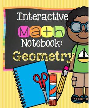 Interactive Notebook: Geometry