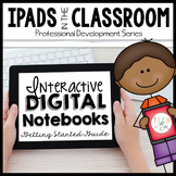 Interactive Notebooks: Professional Development Series for iPad