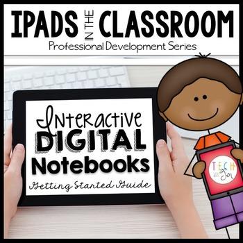 Interactive Notebooks: Professional Development Series for iPad