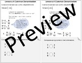 Interactive Notebook Go Math Chapter 6 Notes Grade 4