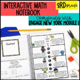 Interactive Math Notebook Grade 3 Module 1 Engage New York