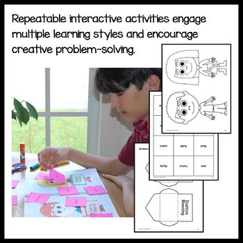 Interactive Notebook Sixth Grade Common Core Bundle