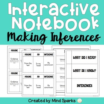 Interactive Notebook (Inference Pages)
