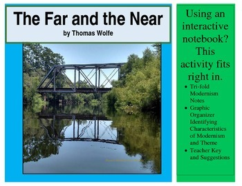the far and the near by thomas wolfe