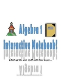 Interactive Notebook - Introduction Pages for Student Notebook