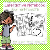 Interactive Notebook Journal Prompts