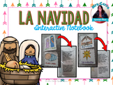 SPANISH Interactive Notebook: La Navidad {The Nativity} ESPAÑOL