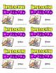 Interactive Notebook Label