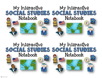 Interactive Notebook Labels ~ FREEBIE
