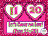 Let's Count for Love! (11-20)