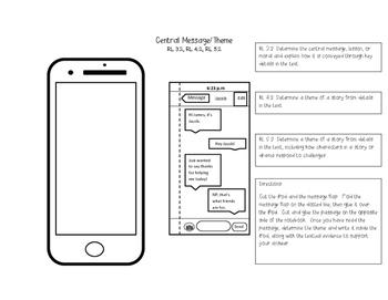 Interactive Notebook-Literature 3-5