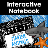 Interactive Notebook- Marine Animals
