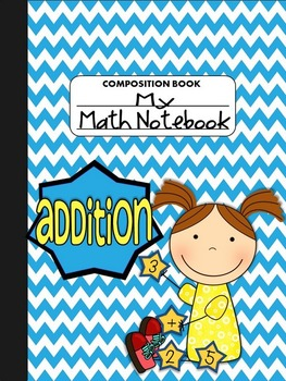 Interactive Notebook Mini: Addition