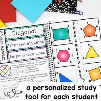 Interactive Notebook Module 4- 4th Grade Engage New York Math