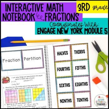 Interactive Notebook Module 5- 3rd Grade Engage New York