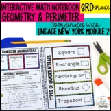 Interactive Notebook Module 7- 3rd Grade Engage New York