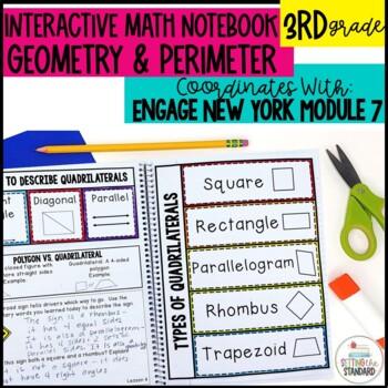 Interactive Notebook Module 7- 3rd Grade Engage New York