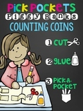Interactive Math Notebook: Money...Counting Coins
