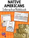 Native Americans of North America Interactive Notebook