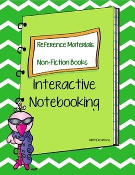 Interactive Notebook Nonfiction Materials