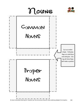 Nouns Lesson Grades 2-5