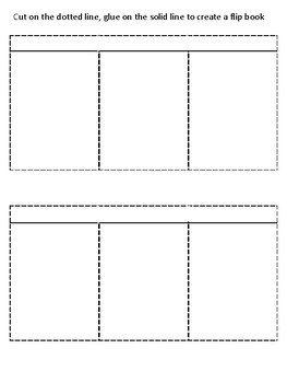 Interactive Notebook Pages for Easy Customization and Differentiation FREEBIE!