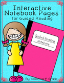 Interactive Notebook Pages for Guided Reading