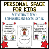 Personal Space Interactive Notebook