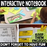 Interactive Notebook (Phonics - short and long vowel sounds)
