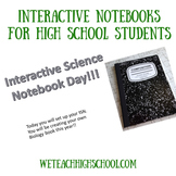 Interactive Notebook PowerPoint