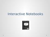 Interactive Notebook PowerPoint