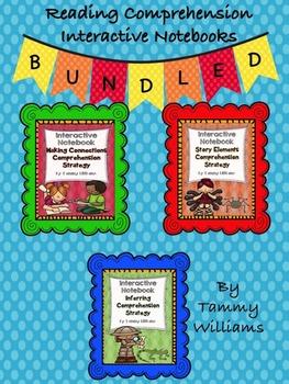 Interactive Notebook: Reading Comprehension Bundle