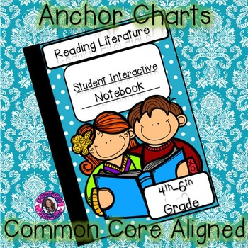 Interactive Notebook Reading Literature, Foundational & Speaking & Listening