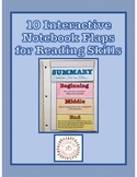 Interactive Notebook - Reading Skills